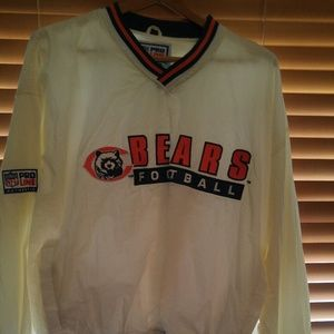 Chicago Bears Wind jacket